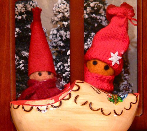 Die Weihnachts- und Adventszeit in Estland - Päkapikks und Weihnachtsmänner